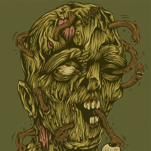 #throwbackthursday #throwback #illustrator #illustration #zombies #zombie #adobeillustrator #digitalillustration #digitalart #vector