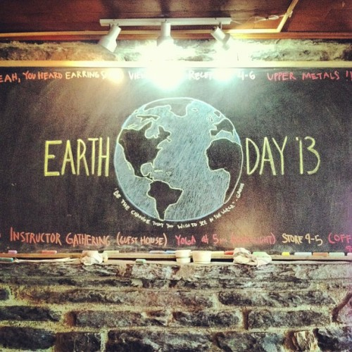 Happy Earth Day! Oh and Happy Yeah You Heard Earring Sale Day! #penland