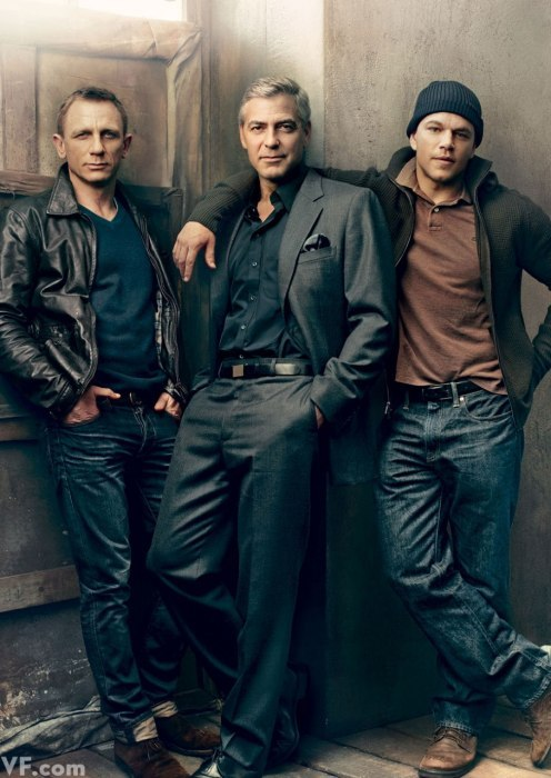 Three Kings | 2012 in Vanity Fair Photography Photograph by Annie Leibovitz