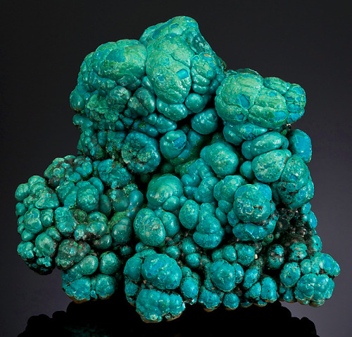 Chrysocolla from the Congo by Exceptional Minerals