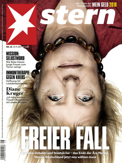 angela-merkel-cover-stern-magazine-coverdesign