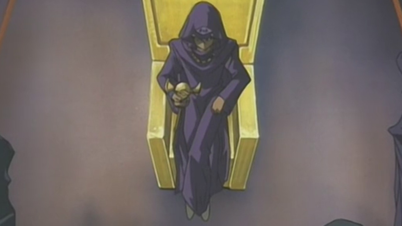 Marik's crossing his legs…HE'S CROSSING HIS LEGS! HE'S GOT GAY WRITTEN ALL OVER HIM, I HAVE NEVER MET A GUY THAT CAN CROSS THEIR LEGS!