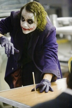 Greatest Joker EVER!!!  R.I.P Heath Ledger