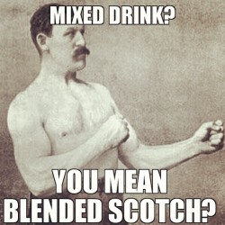 whiskeynose:  #Scotch #whisky cures everything. Except headaches.