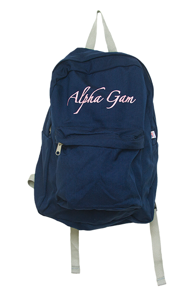 adamblockdesign:  AGD Backpack