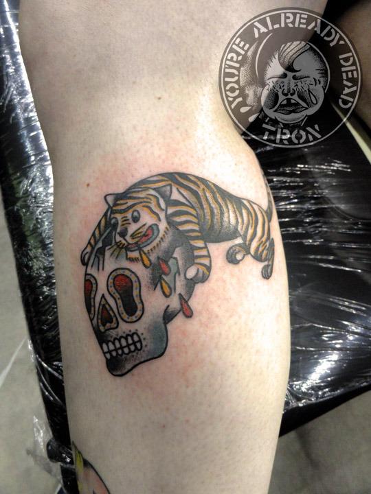 Cleveland Tattoo Expo 2013 Tron/ Losingshape.com Blacklist Gallery