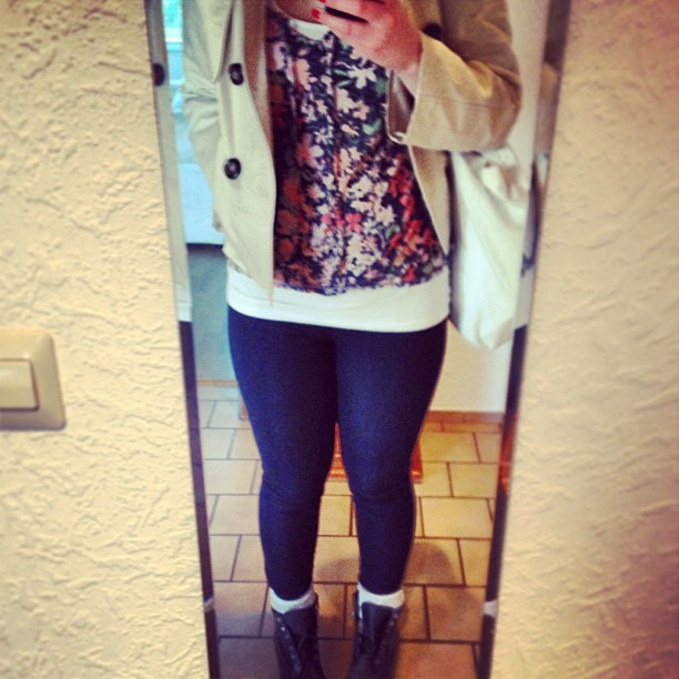 Outfit of the Day :-)