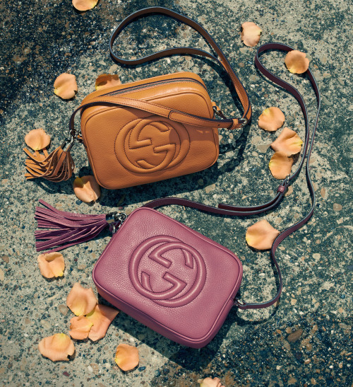 """Soho"" handbags, Gucci."