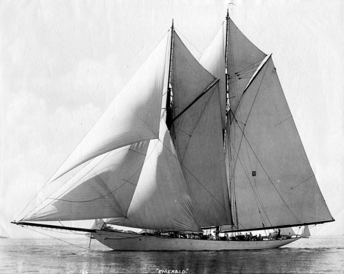 beat-to-windward:  Schooner Emerald 1896