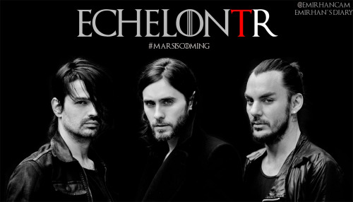 TURKEY IS WAITING..! @JaredLeto @ShannonLeto @TomoFromEarth @30SECONDSTOMARS