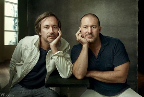 Marc Newson & Jony Ive