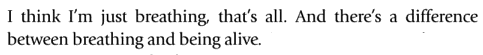 aseaofquotes:  John Boyne, The Absolutist