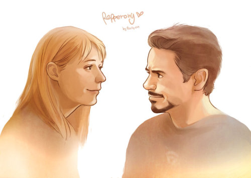 doesnotloveyou:  Pepperony by *Hallpen