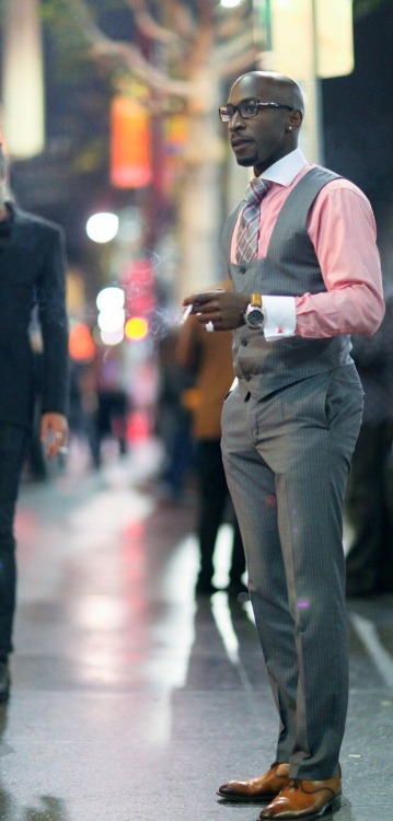 theballadofdevon:  serpentine913:  Stylin' on Hollywood Blvd (Photography by Michael Dunler)