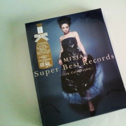 #MISIA #SuperBestRecords #celebration #record #CD #DVD #disc #music #history #SONY #BUY