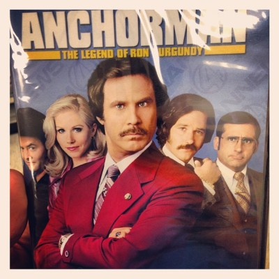 This movie. #Anchorman