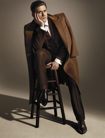 Aaron Tveit for Vanity Fair (2011)