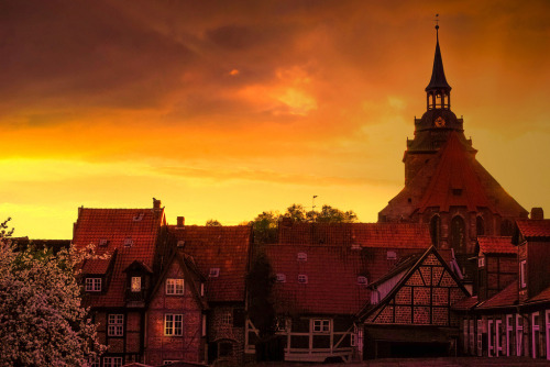 Lüneburg, Germany (by harryja)