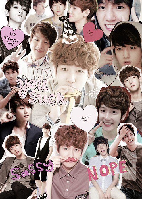 Countdown to Baekhyun's birthday: D-Day  Happy 21st Birthday Byun Baekhyun!!