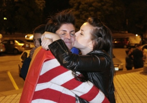 buzzfeedlgbt:  In Case You Missed It: URUGUAY REACHED MARRIAGE EQUALITY  A step forward for the Human race. Congratulations on your progress, Uruguay.