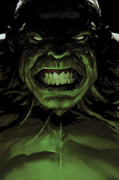 brianmichaelbendis:  The Hulk by LEINIL YU