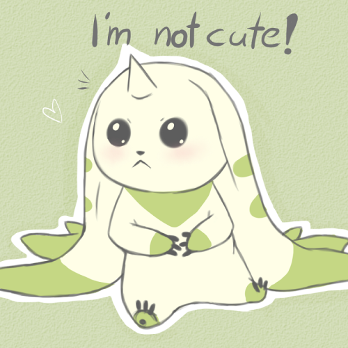 I'm not cute! by UkiBenji Are too. And nothing you can do about it.