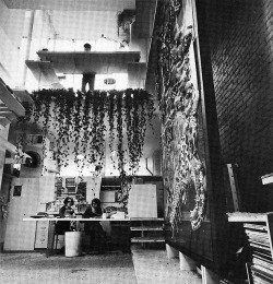 b22-design:  Paul Rudolph - Architectural Office Interior