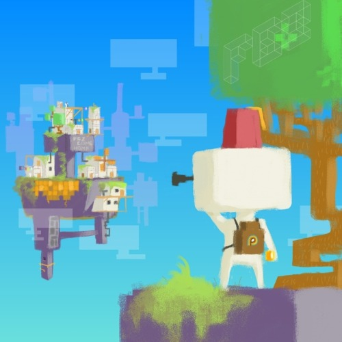 FEZ - A Polytron Production by ~beardswin
