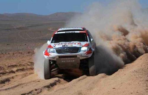 Event of the Week: Dakar Rally Photo by @DiegoLorca23 via Twitter Today marks the official start of the Dakar Rally and sharypic will be gathering all the photos throughout the race until the 20th January.The ultimate off-road rally is in its 35th year and puts drivers to the test on a tough course covering more than 8,000km through Argentina, Chile and Peru! The race is open to amateur and professional entries. Amateurs typically make up about eighty percent of the participants.The rally began in 1978, going from Paris, France to Dakar, Senegal. Due to security threats in Mauritania, which led to the cancellation of the 2008 rally, the 2009 Dakar Rally was held in South America for the first time in 2009 and continues to be there up to the present. Check out the action on sharypic throughout the race and see off-road vehicles pushed to their limits!