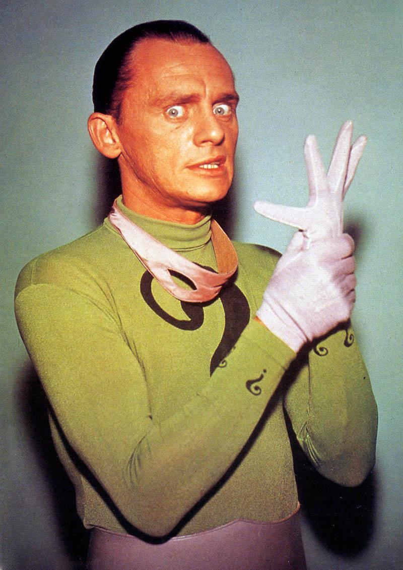 The Riddler Frank Gorshin edition. Batman