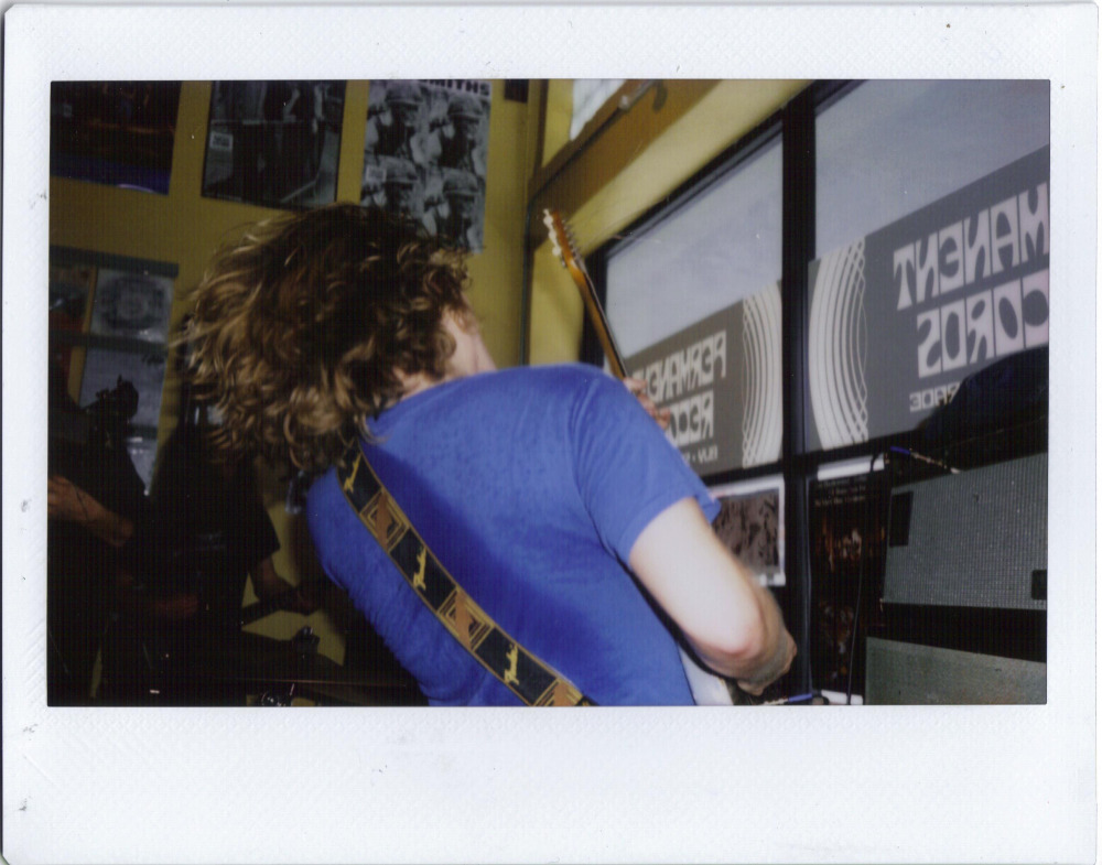 Ty Segall @ Permanent Records LA Photo By LaChicaBanda