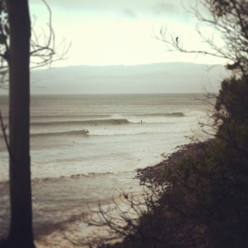 How was your Tuesday? Mine was pretty good. #noosa #overhead #surf #bodyboard  (at Noosa National Park)