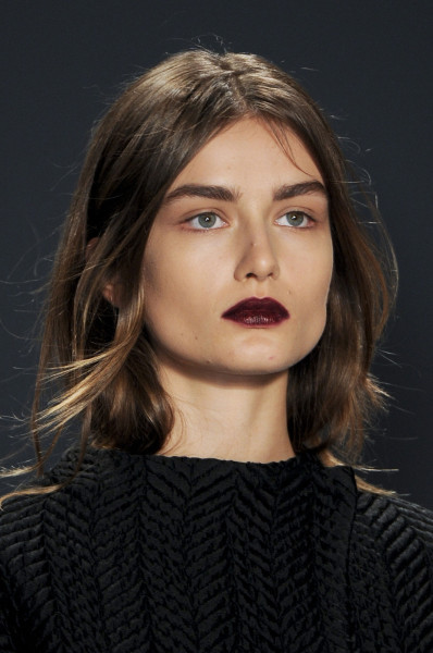 lonehands:  beauty at vera wang a/w 13