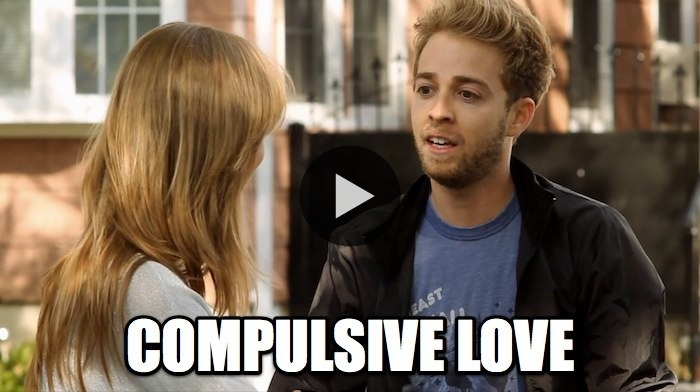 Compulsive Love is a show about a guy being punched in the face by love and the women wearing the brass knuckles. Aaron is a hopeless romantic who barrels through increasingly insane situations as he falls in love with a new girl every episode. WATCH NOW: EPISODE 1 - MARIA Episode 2 premieres tomorrow on Blip!