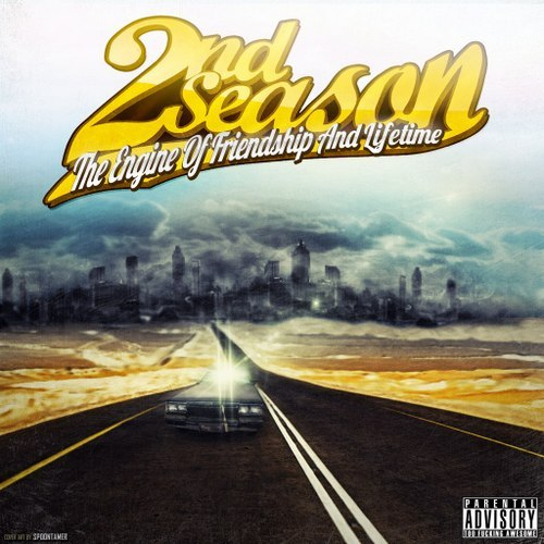 2nd Season - The Engine of friendship and lifetime [EP] (2012)