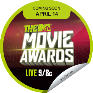 I just unlocked the The 2013 MTV Movie Awards Coming Soon sticker on GetGlue                      1886 others have also unlocked the The 2013 MTV Movie Awards Coming Soon sticker on GetGlue.com                  You're looking forward to the 22nd annual MTV Movie Awards in Los Angeles. Tune in April 14 at 9/8c. Share this one proudly. It's from our friends at MTV.