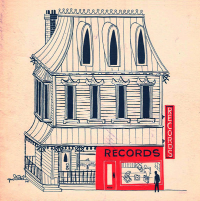 nevver:  Saturday is Record Store Day! Go back and get ignored by record store employees who think they're cooler than you, just like in the good old days.