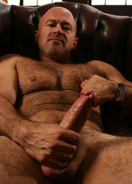 Big bear hung blowing