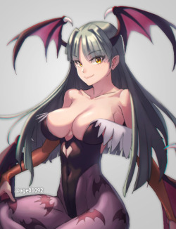 Morrigan Aensland by YANAs found at