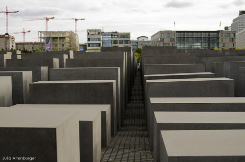 Holocaustmahnmal on Flickr.These are some photos from my three-day trip to Berlin to see Lights for the first time. This one was taken at the Holocaustmahnmal (Holocaust memorial).Check out my concert review and more photos! Link me:twitter | tumblr | YouTube