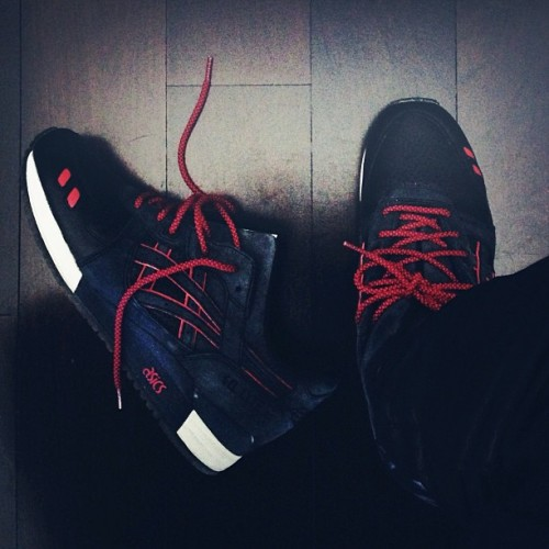 ronniefieg:  Leather toes.