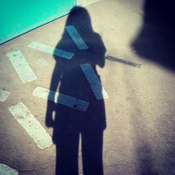 Na late kos #photochallenge #day7 hahahaha #shadow