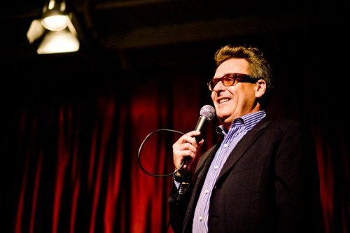 Greg Proops by Rebecca Adler Rotenberg