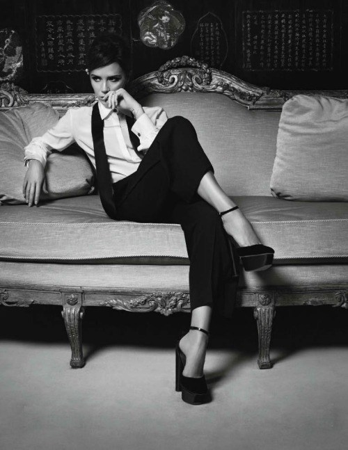 Victoria Beckham born Victoria Caroline Adams on April 17, 1974