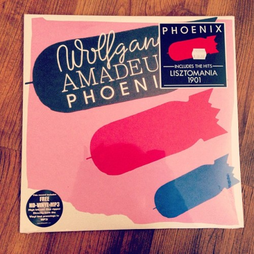 Supporting Record Store Day! 🎶 #phoenix #recordstoreday #vinyl
