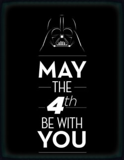 Happy Star Wars Day Everyone! Look out for District tonight at Swing Out Savannah 2 and at The Queers and Allies Prom!