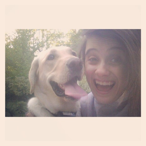 We are #dumb #lol #BESTIES #myself 'puppy #puppeh #puppiesofinstagram