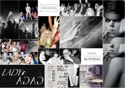 Mood board for a uni assignment. Credits to the fab Terry Richardson for majority of the pics too!