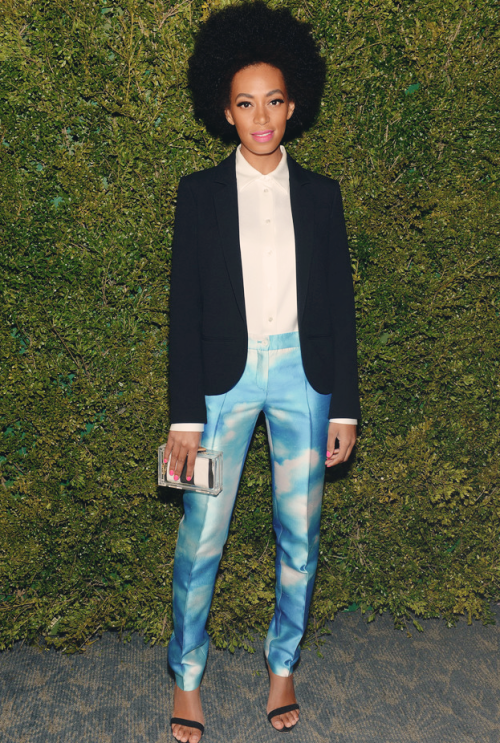 celebinspire:  Solange Knowles