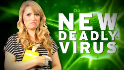 New Virus to Kill Everyone!  Click image for the story: http://bit.ly/13tCJIP